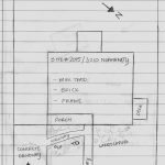Sketch of site